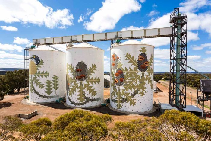 Public Silo Art Trail